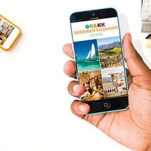 GR&KK App all the region and tourism info on the Garden Route and Klein Karoo App