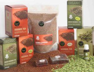 Skimmelberg Rooibos & Buchu Products