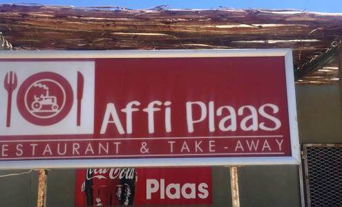 Affi Plaas Restaurant, B&B, Function venue
