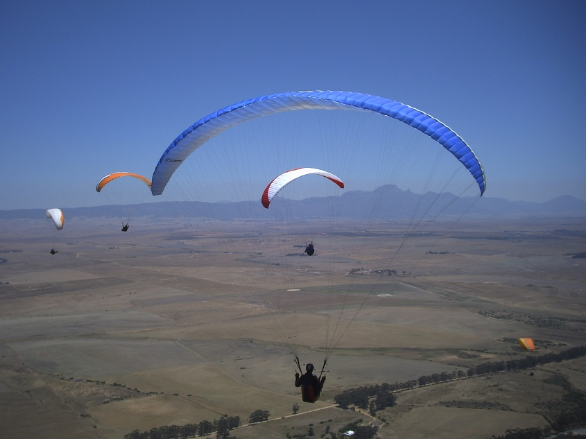 Porterville Paragliding Things to Do & See