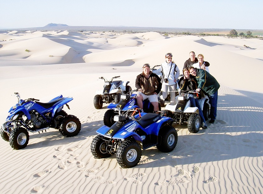 Lamberts Bay Things to Do & See Quad Bikes