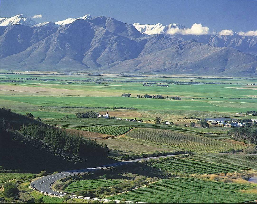 Swartland Riebeek Valley